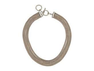Lauren Ralph Lauren 17 Multi Row Collar Necklace