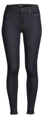 Hudson Barbara High-Rise Super Skinny Jeans