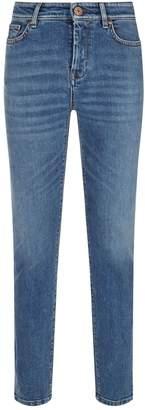 Max Mara Straight Leg Jeans
