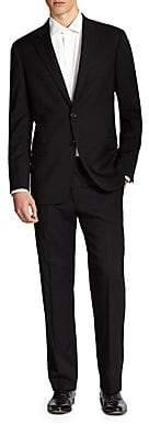 Armani Collezioni Men's Core Gio Two-Button Suit