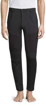 2xist Zippered Moto Pants