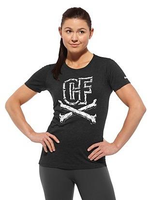 Reebok CrossFit Her Patriotic Tee