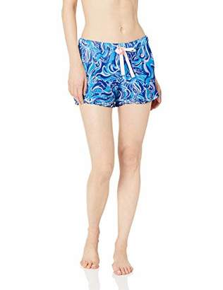 Lilly Pulitzer Women's Ruffle Pj Knit Short