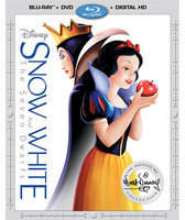 Disney Snow White and the Seven Dwarfs Blu-ray Combo Pack