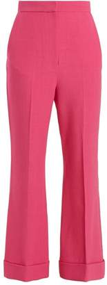 Roksanda Iana Tailored Trousers - Womens - Pink