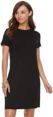 Apt. 9 Petite Cuffed T-Shirt Dress