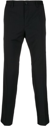 Dolce & Gabbana slim-fit chino trousers