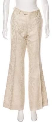 Gucci Printed Wide-Leg Pants