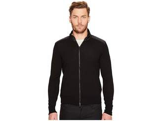 Belstaff Kelby Fine Gauge Merino Full Zip Sweater