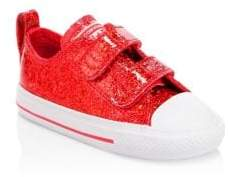 Converse Baby& Little Girl's Chuck Taylor All Star Glitter Sneakers