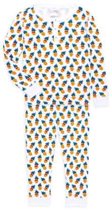 Roller Rabbit Little Girl's & Girl's Pina & Colada Two-Piece Pajama Set