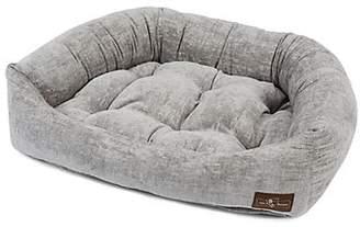 Jax & Bones Tuscany Velvet Napper Dog Bed