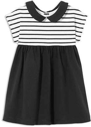 Jacadi Girls' Striped Dress - Baby