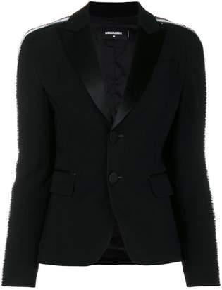 DSQUARED2 evening sequin blazer