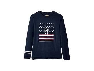 Roxy Kids Thousand More Pullover Sweatshirt (Big Kids)