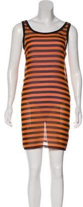Givenchy Sheer Mini Dress