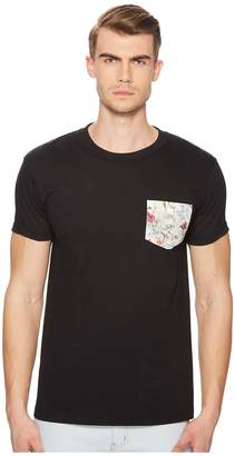 Naked & Famous Denim Antique Botanical Painting Pocket T-Shirt Men's T Shirt