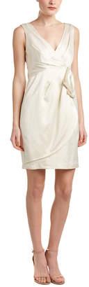 Nanette Lepore Satin Sheath Dress