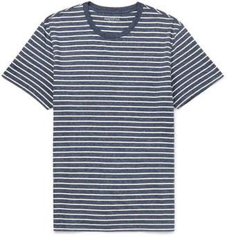 J.Crew Vincent Striped Mélange Cotton-Jersey T-Shirt