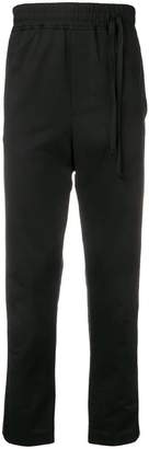 Damir Doma side drawstring track pants