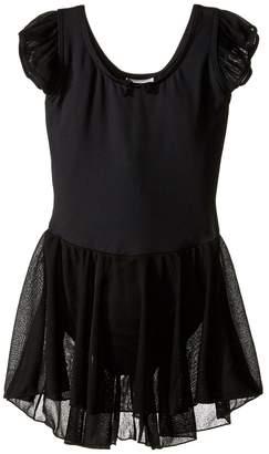Capezio Flutter Sleeve Dress Girl's Dress