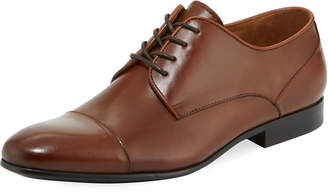 Kenneth Cole Men's Cow Leather Oxford
