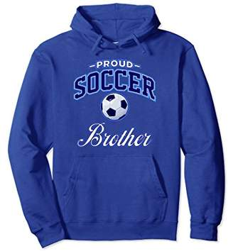 Soccer Brother Hoodie for Men