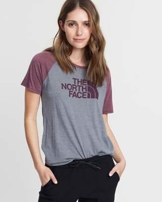 The North Face SS Half Dome Baseball Tee