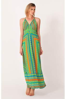 Hale Bob Floriana Maxi Dress