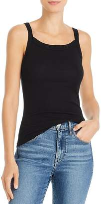 Cotton Citizen Verona Rib-Knit Tank