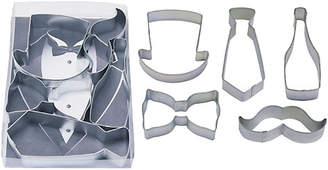 R & M International Corp. 5 Piece Cookie Cutter Set