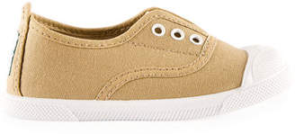 Namoo Cotton Canvas Cap Toe Sneaker, Toddler/Kids