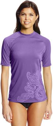 Kanu Surf Women's Lanai UPF 50+ Rash Guard