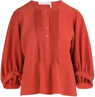 See by Chloe Buttoned blouse