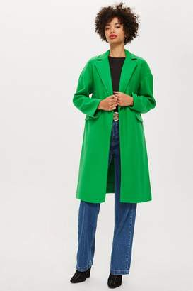 Topshop TALL Relaxed Overcoat