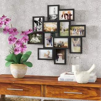 Winston Porter Germain Gallery Collage Wall Hanging 12 Opening Photo Sockets Picture Frame