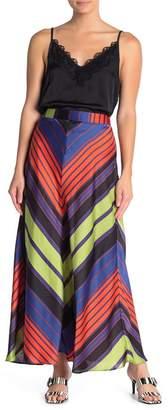 Free People Rio Colorblock Maxi Skirt