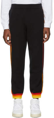 Opening Ceremony Black Stripe Lounge Pants