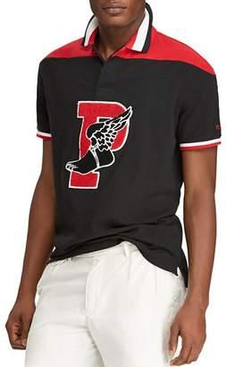 Polo Ralph Lauren P-Wing Logo Classic Fit Polo Shirt