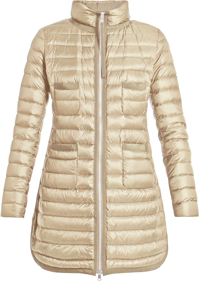 Moncler MONCLER Bogue quilted down coat
