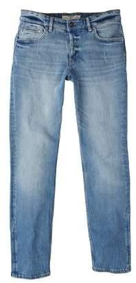 Mango man MANGO MAN Slim-fit light wash Tim jeans