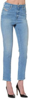 Diesel Babhila High Waisted Jeans