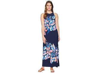 Tommy Bahama Le Tigre Floral Maxi Dress