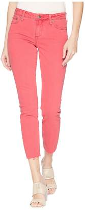 Lucky Brand Lolita Crop Cut Hem Jeans in Pretty Pink Women's Jeans