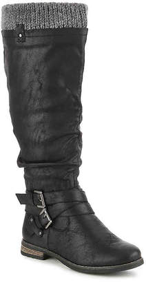 Bullboxer B52 by Frankie Wide Calf Boot - Women's