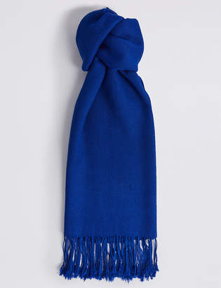 M&S Collection Modal Rich Pashminetta Scarf
