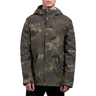 Volcom Men's Lane Tds Parka