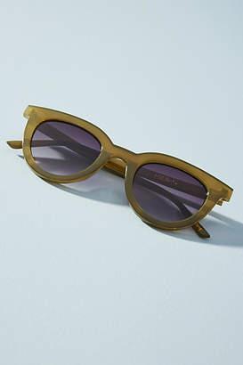 Anthropologie Vanessa Rounded Sunglasses