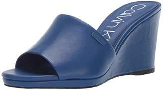 Calvin Klein Women's Britta Wedge Sandal