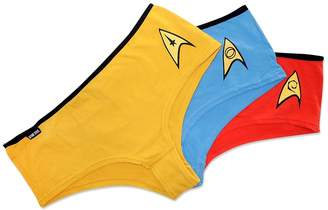 Factory Robe Star Trek Uniform Panty Set